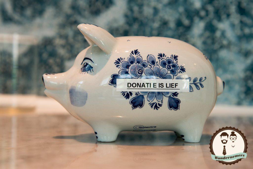 donatie sponsor wondernemers
